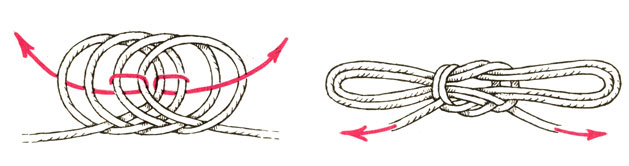 Как сделать фокус с веревкой
